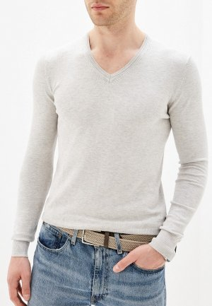 Пуловер Alcott. Цвет: серый