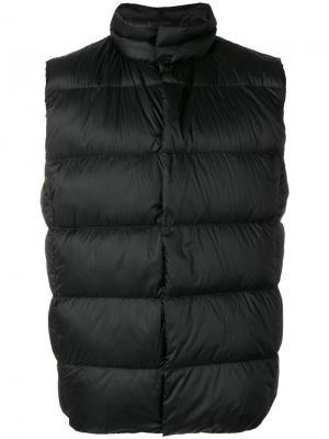 Padded vest Pyrenex. Цвет: черный