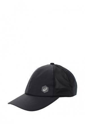 Бейсболка ASICS. Цвет: черный