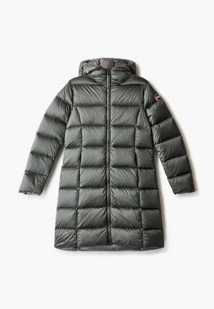 Куртка утепленная Colmar. Цвет: хаки