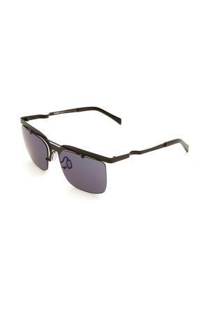 Очки солнцезащитные MOMODESIGN. Цвет: 02 черный матовый