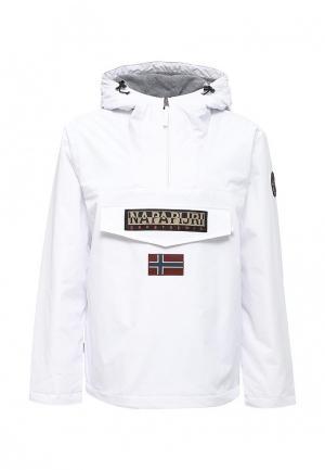 Куртка утепленная Napapijri. Цвет: белый