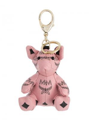 Брелок для ключей Zoo Pig MCM. Цвет: розовый