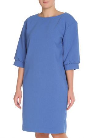 Платье Cyrille Gassiline. Цвет: купоросный