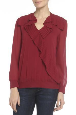 Блуза Basler. Цвет: красный