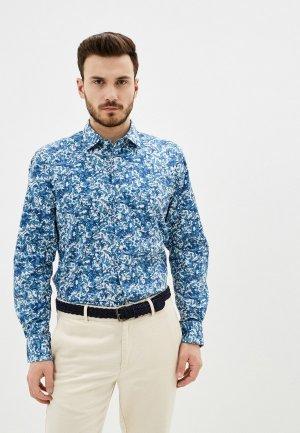 Рубашка Pierre Cardin. Цвет: синий