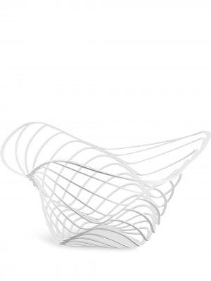 Trinity citrus basket, white Alessi. Цвет: белый