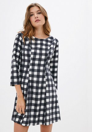 Платье Compania Fantastica. Цвет: серый