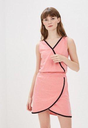 Платье Torstai. Цвет: серый