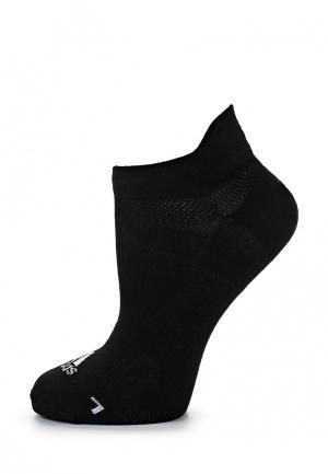 Носки adidas Performance. Цвет: черный