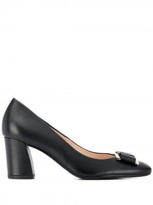 Туфли-лодочки Fancy Hogl. Цвет: черный
