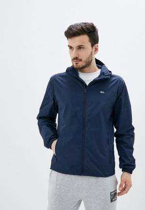Ветровка Tommy Jeans. Цвет: синий