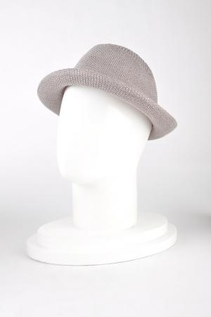 Шляпа Noryalli. Цвет: серо-бежевый