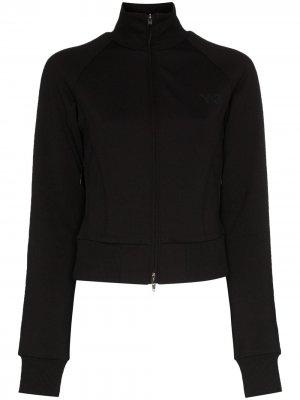 Спортивная куртка на молнии Y-3. Цвет: черный