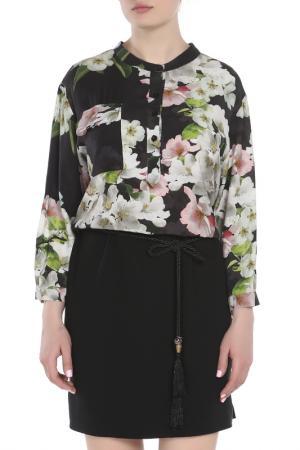 Платье Say. Цвет: черный