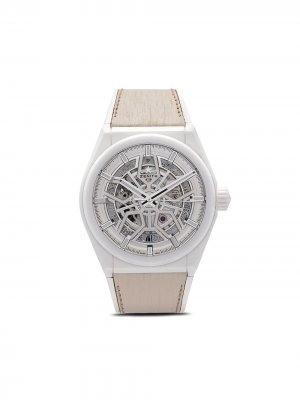 Наручные часы Defy Classic Farfetch Exclusive 41 мм Zenith. Цвет: skeleton