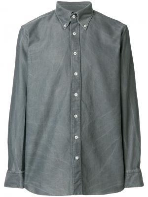 Рубашка Panama Lardini. Цвет: серый