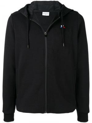 Loose fitted hoodie Le Coq Sportif. Цвет: черный