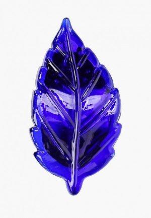 Брошь Violeta by Mango. Цвет: синий
