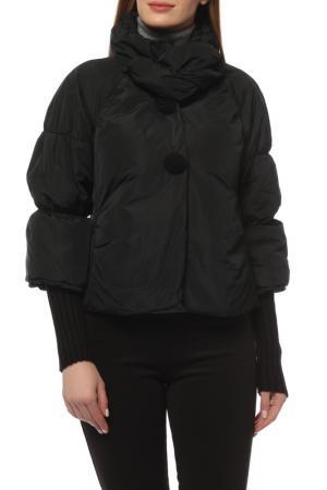 Куртка Salco. Цвет: черный