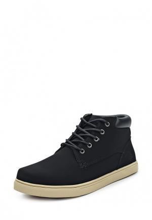 Ботинки Front By Ascot. Цвет: черный