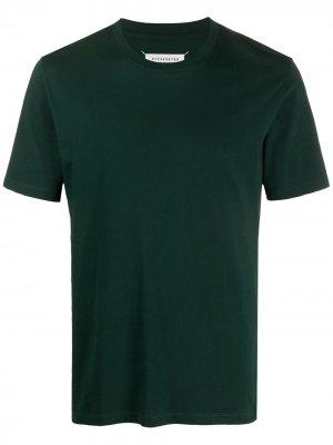 Комплект из трех футболок Maison Margiela. Цвет: разноцветный