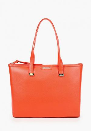 Сумка Galaday. Цвет: оранжевый
