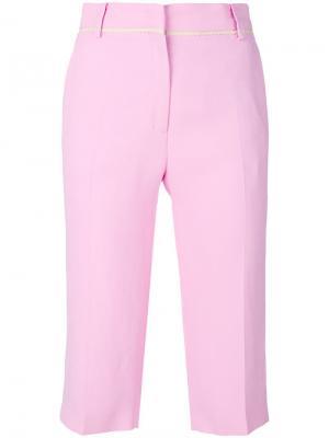 Брюки по колено Nº21. Цвет: розовый