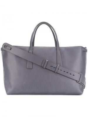 Большая сумка-шоппер Zanellato. Цвет: розовый