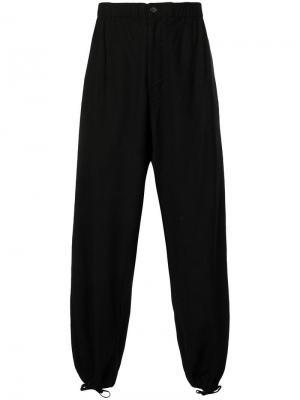 Свободные брюки Engineered Garments. Цвет: черный
