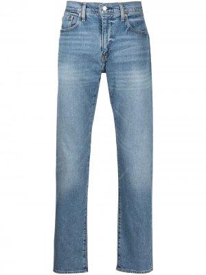 Levis зауженные джинсы 502™ Levi's. Цвет: черный
