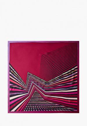 Платок Leo Ventoni. Цвет: фиолетовый