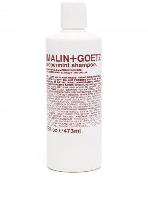 Шампунь Peppermint MALIN+GOETZ. Цвет: белый
