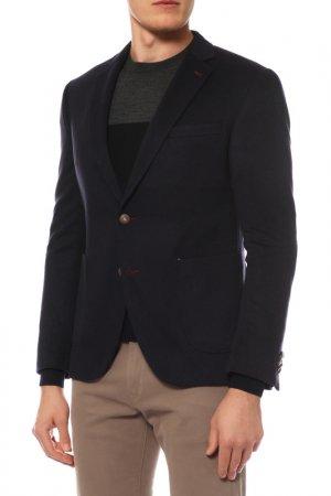 Пиджак Cinque. Цвет: темно-синий