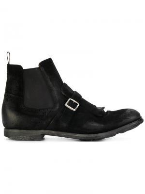 Churchs ботинки Челси Church's. Цвет: черный