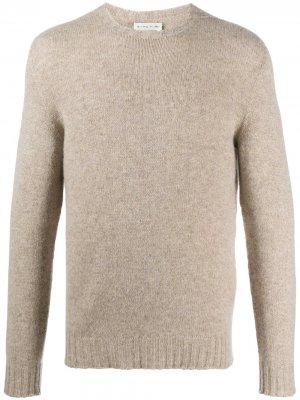 Кашемировый пуловер Etro. Цвет: нейтральные цвета