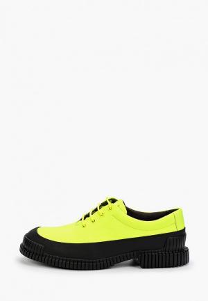 Ботинки Camper. Цвет: желтый
