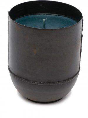 X Diesel Acier Fumée candle Seletti. Цвет: черный