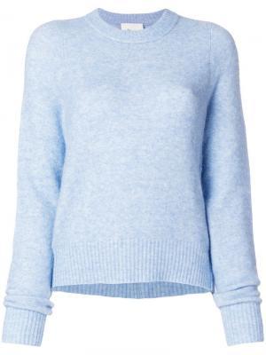 Knit sweater 3.1 Phillip Lim. Цвет: синий