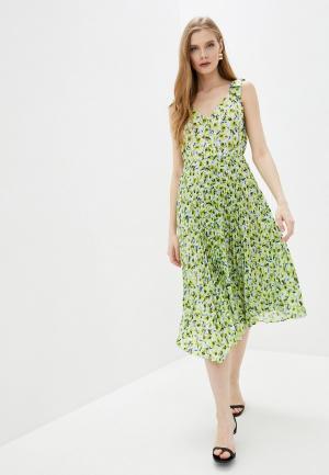 Платье Guess Jeans. Цвет: зеленый