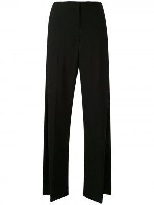 Широкие брюки Alexa The Row. Цвет: черный