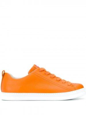 Кроссовки Runner Four на шнуровке Camper. Цвет: оранжевый