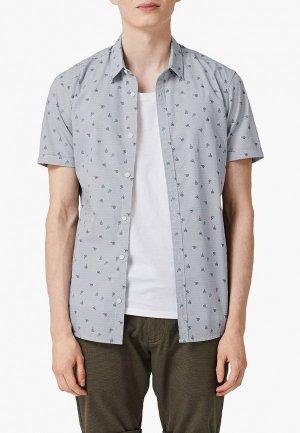 Рубашка Q/S designed by. Цвет: серый