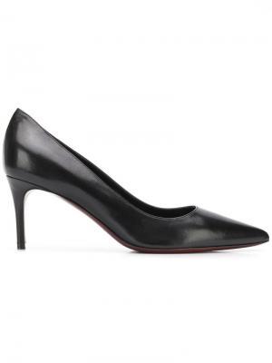 Pointed toe pumps Deimille. Цвет: черный