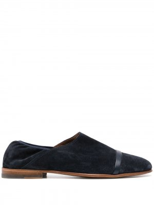 Bruno 8 Exclusive slippers Malone Souliers. Цвет: синий