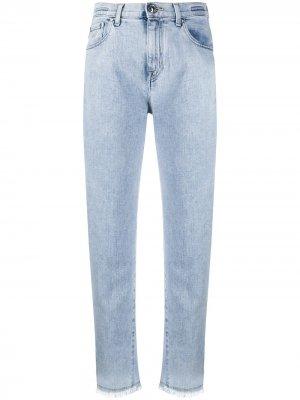 Зауженные джинсы Jacob Cohen. Цвет: синий
