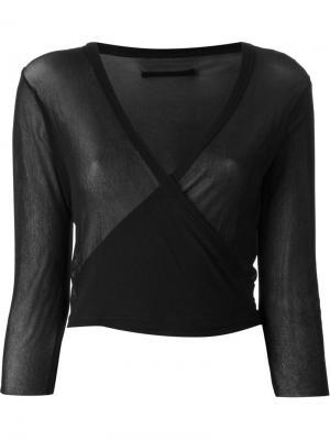 Костюм с многослойными брюками Jean Paul Gaultier Pre-Owned. Цвет: черный