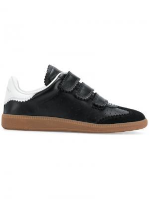 Баскетбольные кроссовки Beth Isabel Marant. Цвет: черный