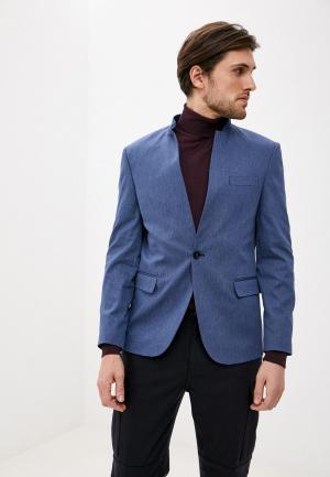 Пиджак Hopenlife. Цвет: синий