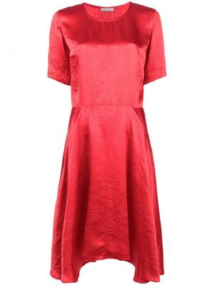 Flaunty flared dress Nina Ricci. Цвет: желтый